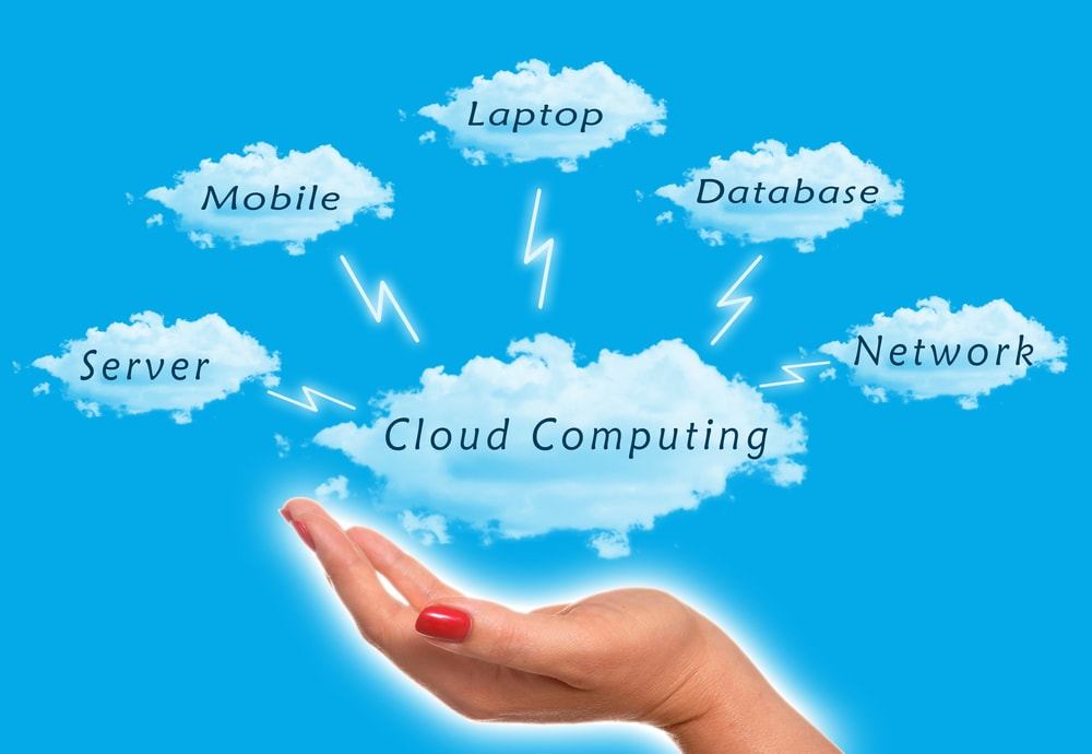 Five explanations why cloud computing is prepared for industry