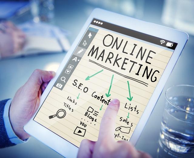 online marketing SEO